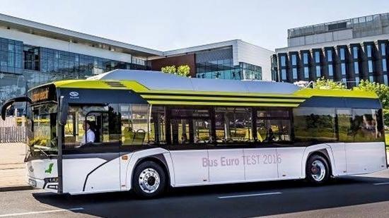 Harminc új elektromos busz Kolozsvárnak