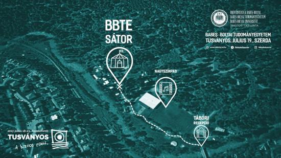 BBTE-programok a fesztiválszezonban