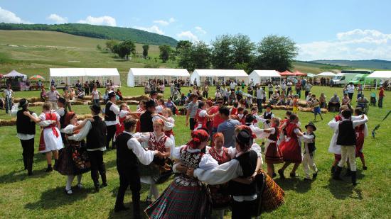 Első vajasdi falunap: egy kis csapat nagy álma