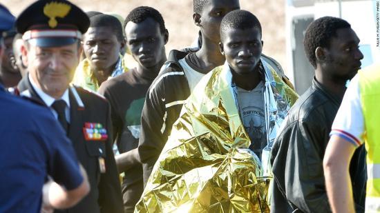 Olaszország igyekszik elriasztani a migránsokat