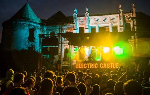 Több mint 160 ezren voltak az Electric Castle fesztiválon