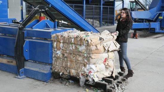 Folytatják a megye hulladékgazdálkodási rendszerének munkálatait