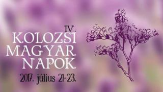 Kolozsi Magyar Napok lesznek hétvégén