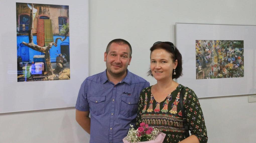 Megnyílt Horia-Mihai Gligor fotótárlata