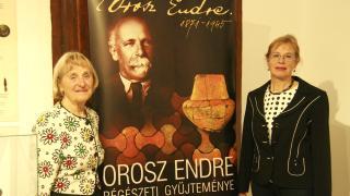 """Orosz Endre, a """"papa"""": apahidai tanító, régész, etnográfus"""