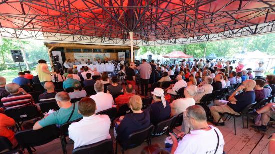 Kiálltak a magyar nemzetpolitika mellett a kárpát-medencei magyar szervezetek