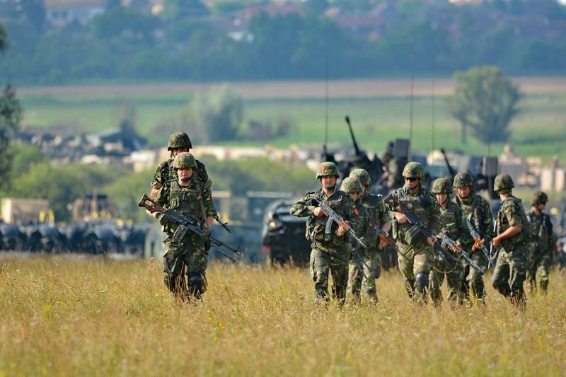 Végéhez közeledik a sosem volt méretű országos hadgyakorlat