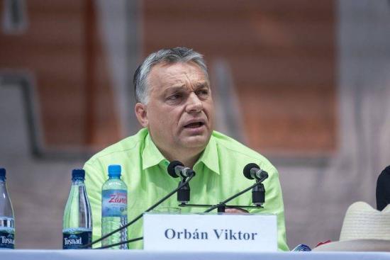 Orbán Viktor Tusványoson: támadás Soros György ellen