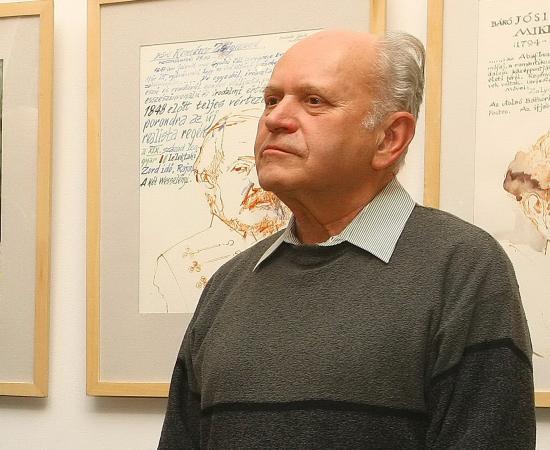Elhunyt Kántor Lajos író, irodalomtörténész