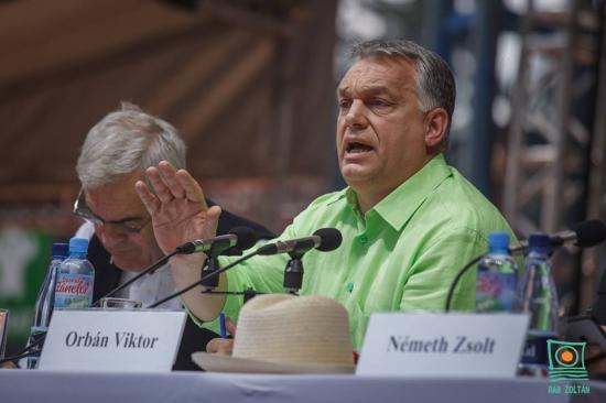 Orbán Viktor: magyar érdek szerint alakítani a magyar külpolitikát