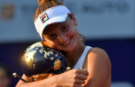Nyert Irina Begu a bukaresti tenisztornán