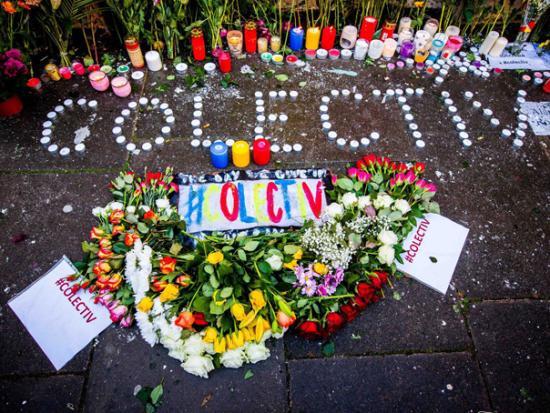 Elhunyt a Colectiv-tűzvész 65. áldozata