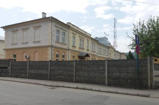 A máramarosszigeti átmeneti fogolytábor