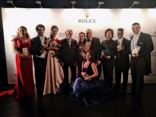 Operalia – első díjas lett Adela Zaharia és Levy Sekgapane