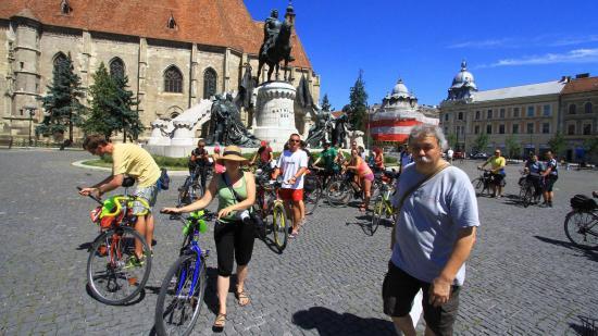 Délvidékiek biciklizik körbe Erdélyt