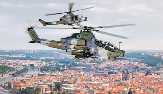 Amerikai harci helikoptereket vásárolnánk