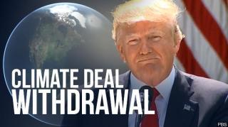 Az amerikai kormány értesítette az ENSZ-t a kilépésről a párizsi klímaegyezményből