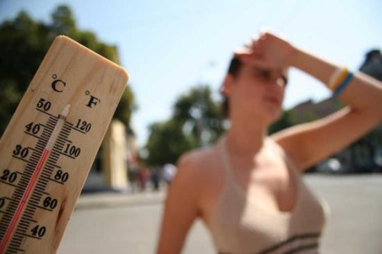 Másodfokú hőségriadó csütörtökön 6 nyugati megyében. Mennyi lehet a hőmérséklet?