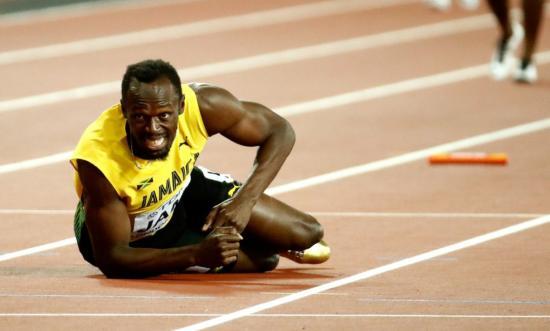 Atlétikai vb: Bolt összeesett utolsó futásán, Farah ezüstéremmel fejezte be