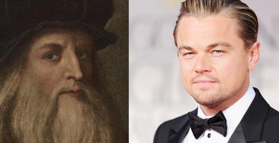 Nevében a végzete: Leonardo DiCaprio játszhatja Leonardo da Vincit