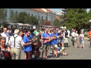 VIDEÓ - KMN: Tánckavalkád a Főtéren