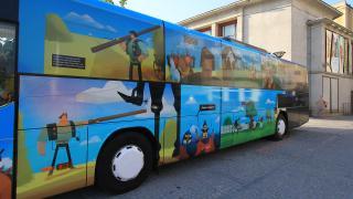 Holnap hazamegy az Arany-busz