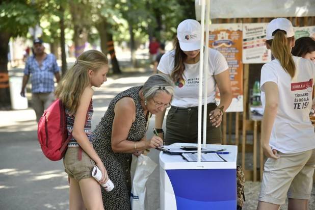 Románia megtámadta az EU bíróságán a kisebbségvédelmi polgári kezdeményezés bejegyzését