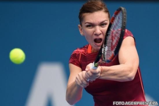 Továbbjutott Simona Halep a cincinatti tenisztornán