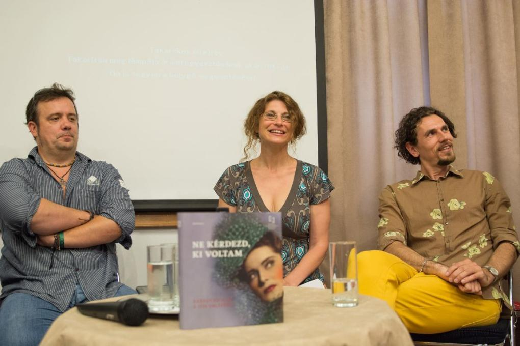 Kolozsváron is bemutatták a Karády Katalinról szóló könyvet