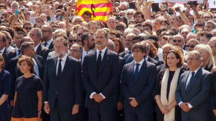 Terrorista merénylet-hullám Spanyolországban