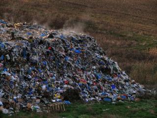 Földcsuszamlás veszélyezteti Kolozsvár körgyűrűjét
