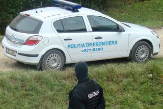 Huszonöt migráns próbálta meg elhagyni Romániát