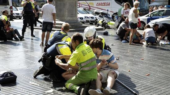 Nagyobb szabású, pokolgépes merényletre készültek a barcelonai gázolók