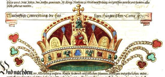 A lendületes Szent Korona