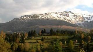 Augusztusi havazás Máramaros megyében: 3 centis a hó