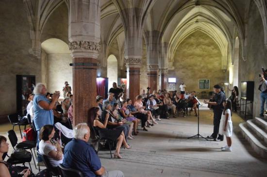 Kolozsváron is bemutatkozik a nagyenyedi XXII. Inter-Art nemzetközi alkotótábor