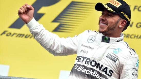 Hamilton nyert pályafutása 200. futamán