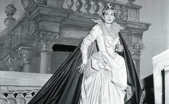 Maria Callas halálának 40. évfordulójára kiállítást rendez a Scala múzeuma