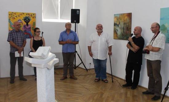 Öt földrészt képviselt a XXII. Inter-Art alkotótábor