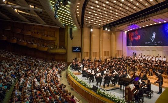 Ma kezdődik a George Enescu Nemzetközi Fesztivál