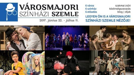 Átadták a Városmajori Színházi Szemle díjait