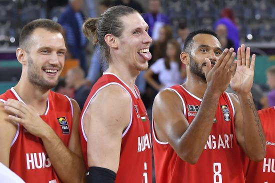 Ilyen volt a magyar siker és öröm a sportcsarnokban