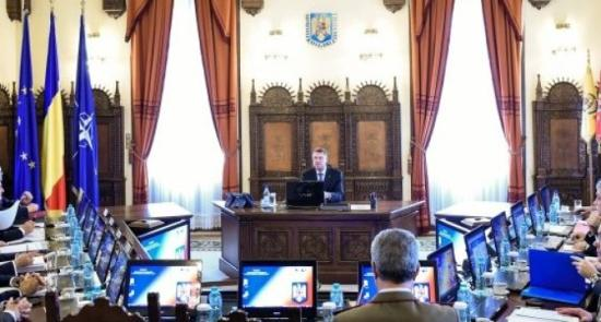 Johannis összehívta a Legfelsőbb Védelmi Tanácsot