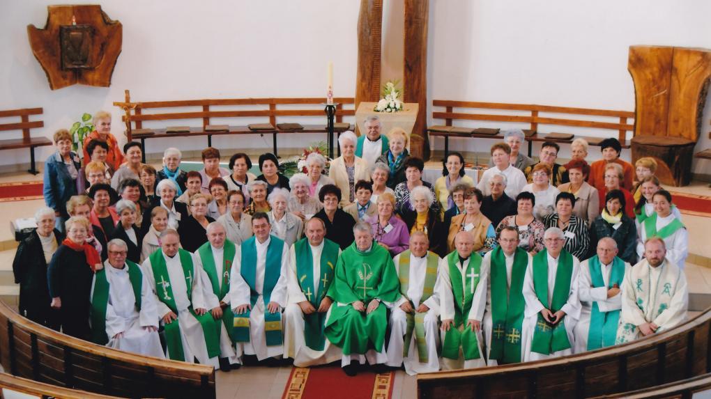 A katolikus nőszövetségek lelkigyakorlatos találkozója