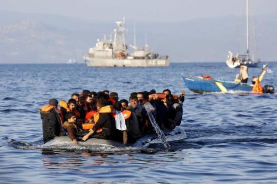 Újabb migránshajó érkezett a Fekete-tengeren Romániába - FRISSÍTVE