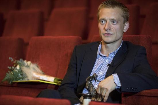 Krisztik Csaba kapta a Kaszás Attila-díjat