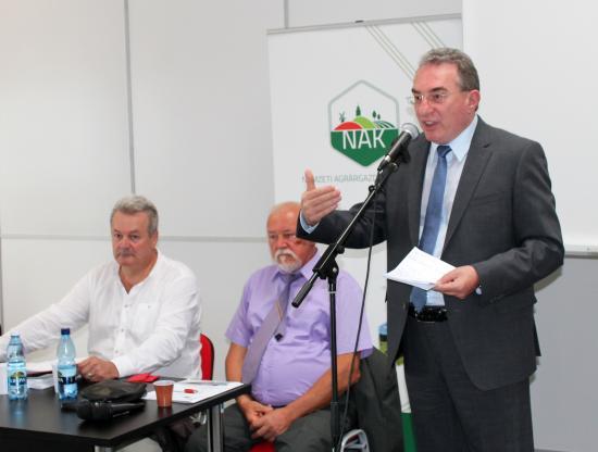 Winkler Gyula: a gazdatársadalomnak hallatnia kell a hangját Európában
