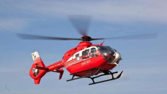 Baleset Beszterce megyében: a SMURD-helikopter sem tudta megmenteni az angol utast