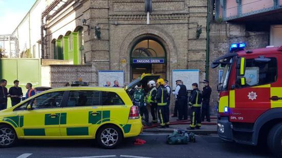 Terrorcselekmény történt a londoni metróban