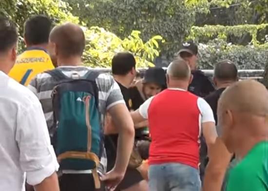 Azonosította a kolozsvári rendőrség az U huligánjait